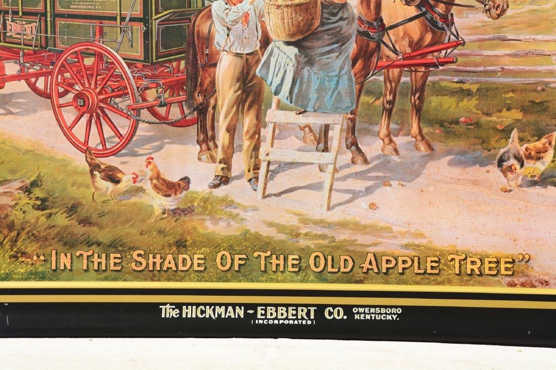Hickman-Ebbert Co. Advertising Sign. - 3