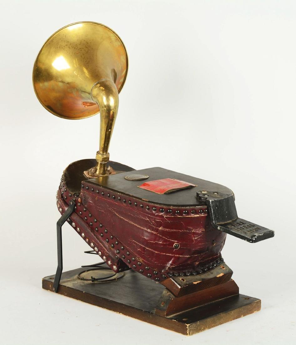 Siebe Gorman & Co. Ltd. Bellows Fire Horn. - 2