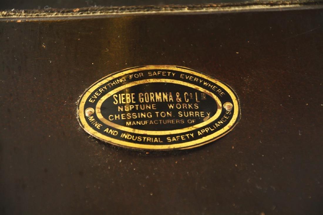Siebe Gorman & Co. Ltd. Bellows Fire Horn. - 3