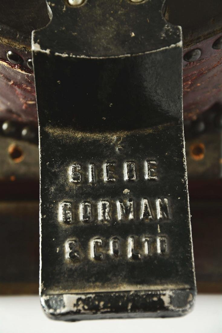 Siebe Gorman & Co. Ltd. Bellows Fire Horn. - 5