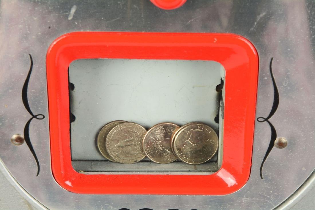 **25¢ Mills Black Cherry Slot Machine - 8