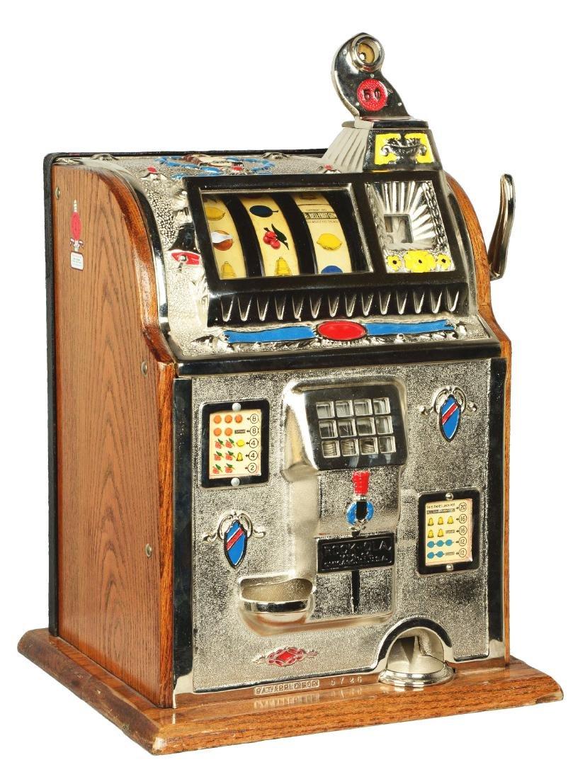 **5¢ Mills/Rockola Reserve Slot Machine.