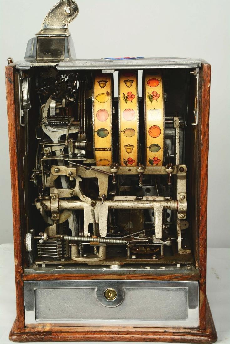 **5¢ O.D. Jennings Jackpot Dutch Boy Slot Machine. - 6
