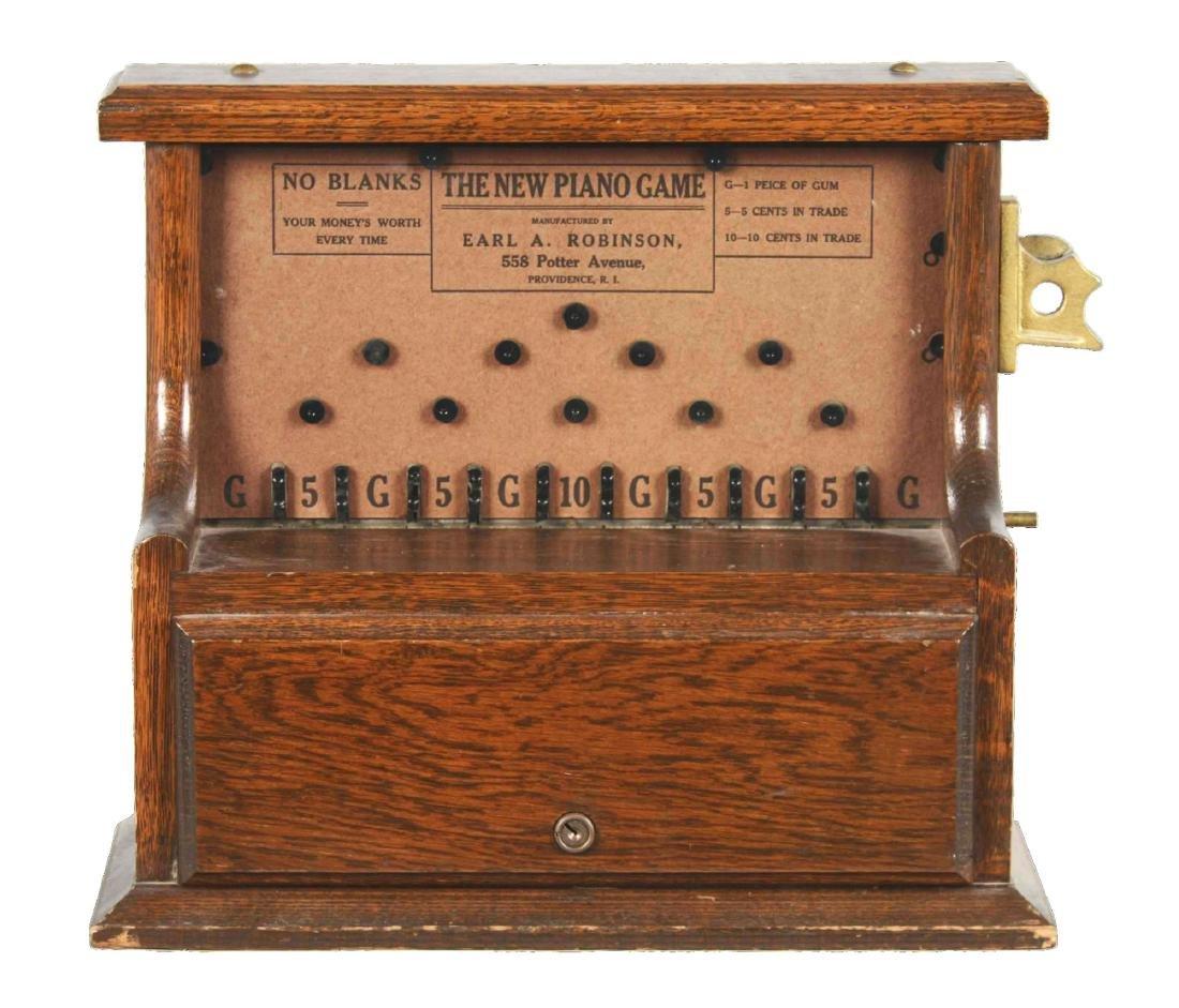 **1¢ The New Piano Game Flip Coin Trade Stimulator