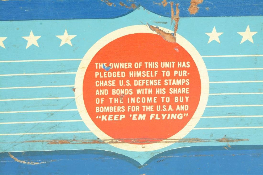 1¢ Keep Em Bombing Game. - 7