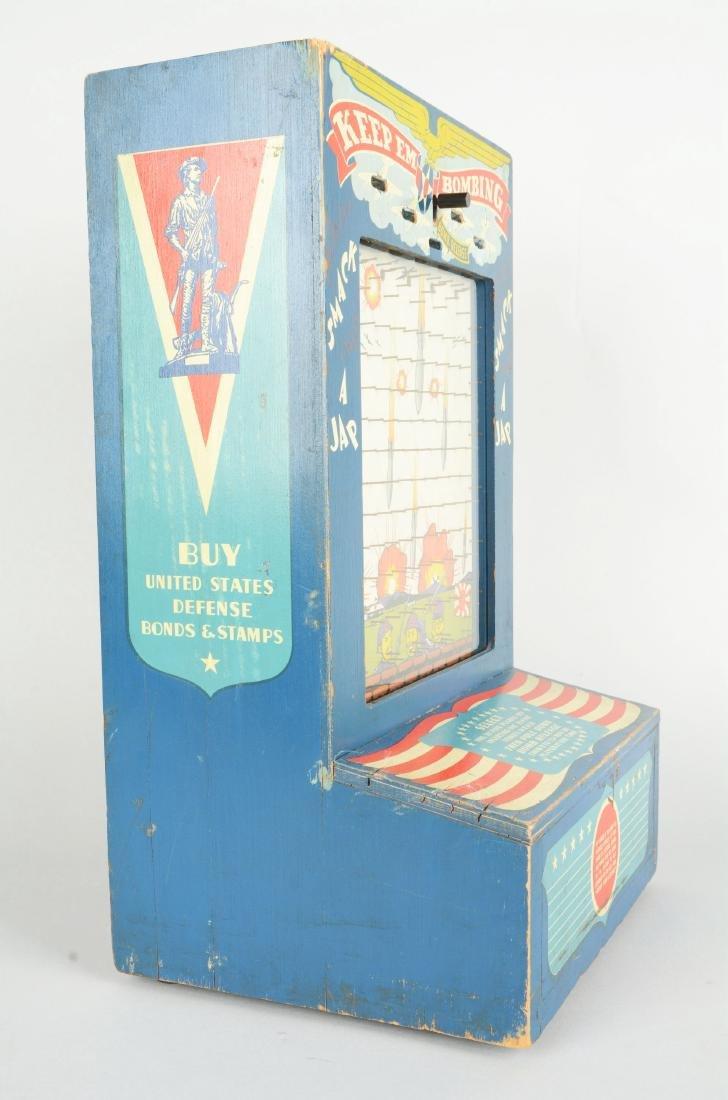 1¢ Keep Em Bombing Game. - 8