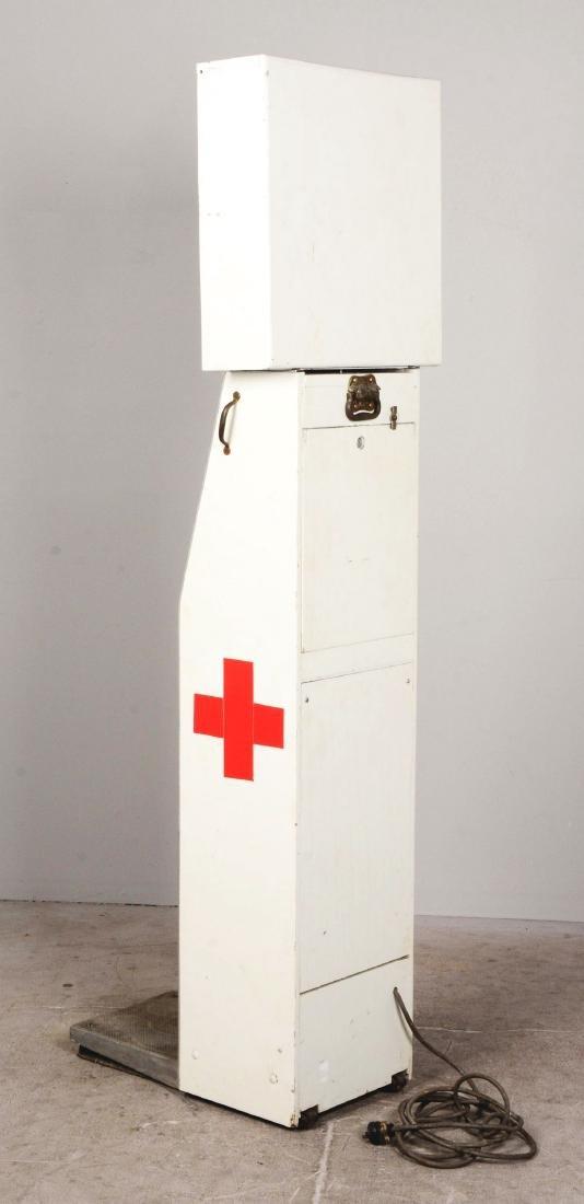 5¢ Exhibit Supply Co. The Vitalizer Amusement Machine. - 2