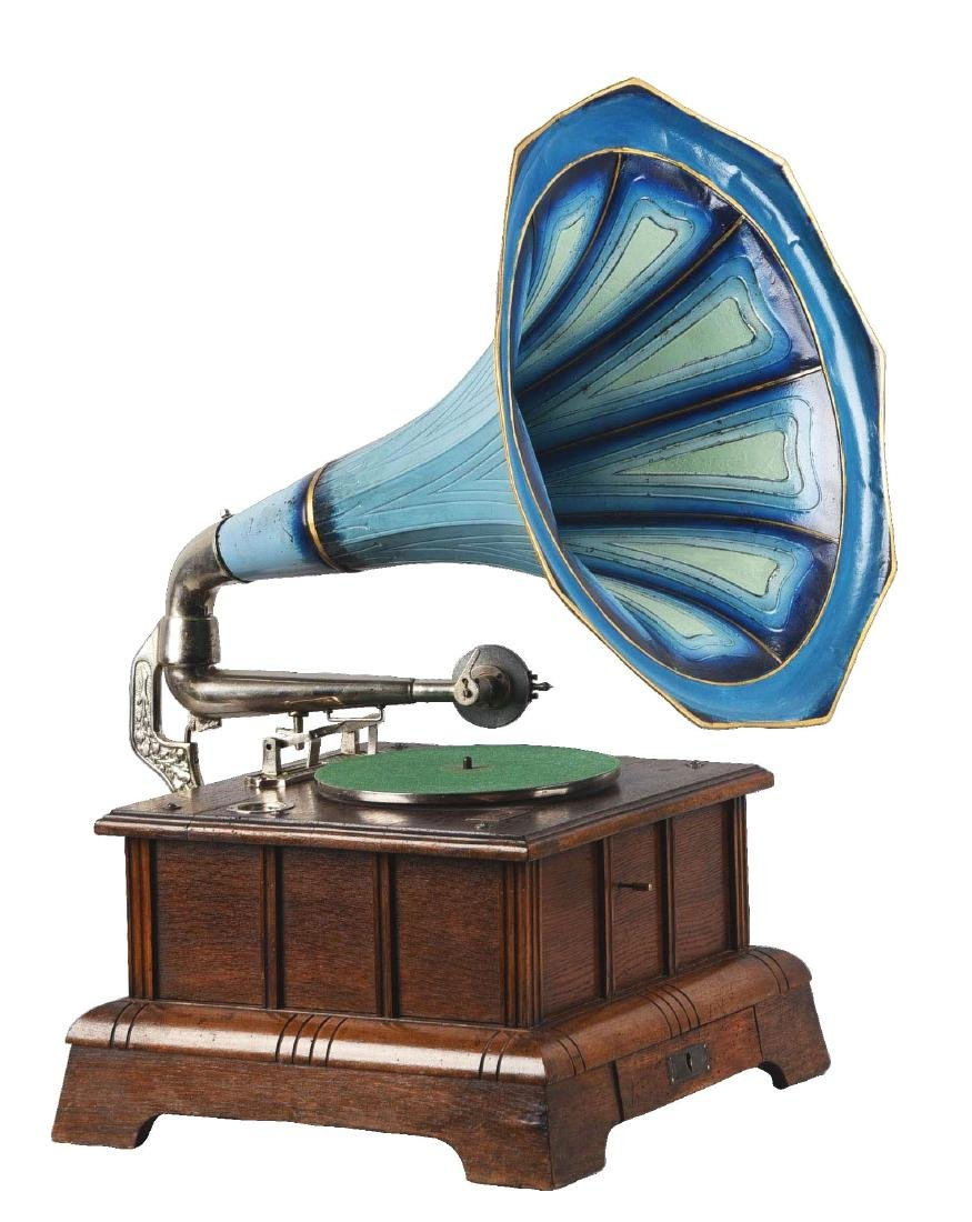European Coin-Operated Phonograph.