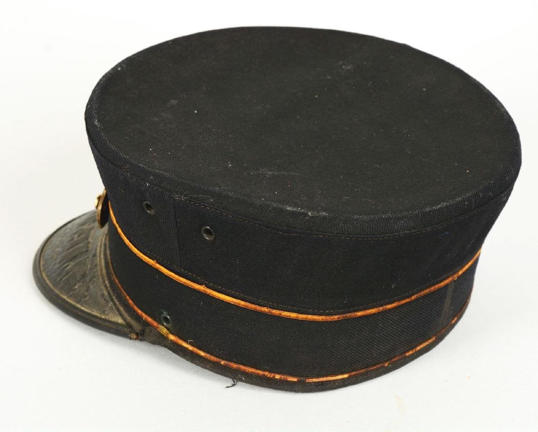 Adams Express Company Employee Hat. - 3