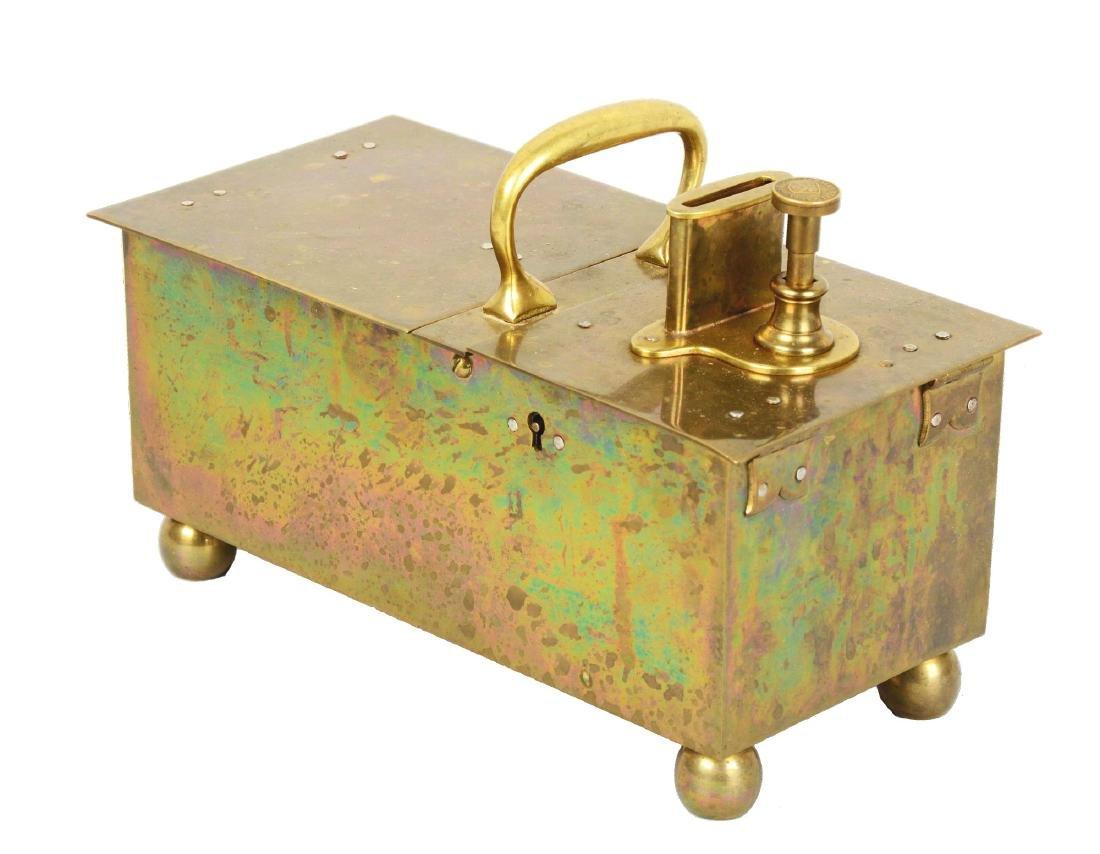 Ball & Ball Brass Honor Box.