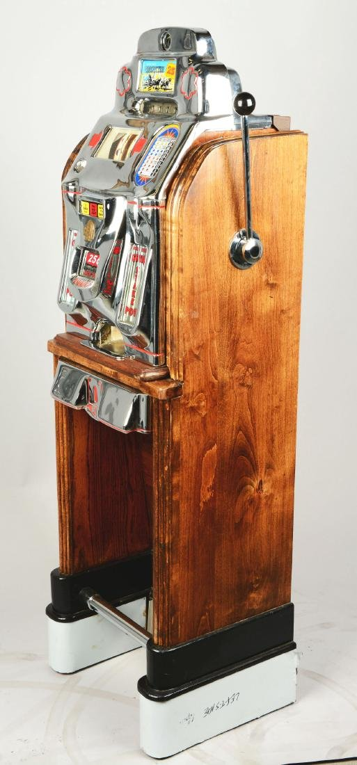 **Reproduction 25¢ Jennings Prospector Console Slot - 2