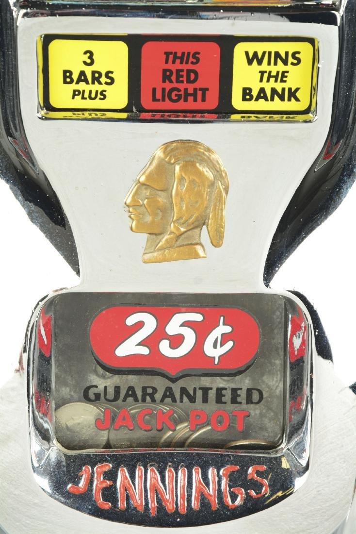 **Reproduction 25¢ Jennings Prospector Console Slot - 5