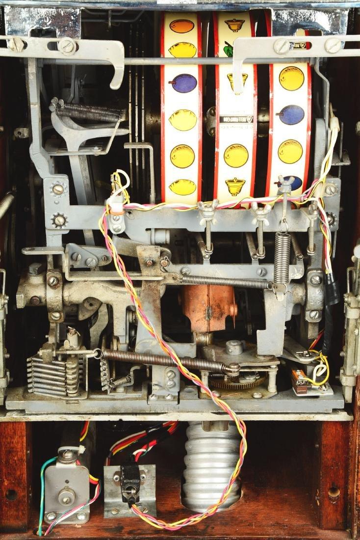 **Reproduction 25¢ Jennings Prospector Console Slot - 8