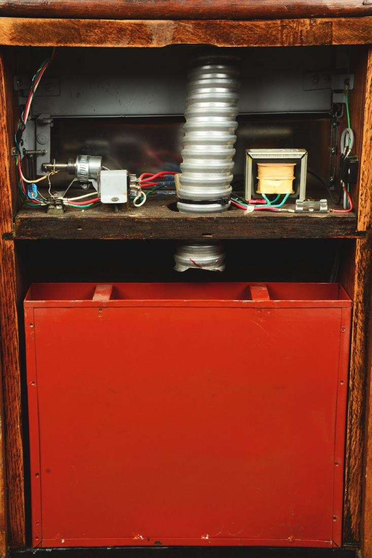 **Reproduction 25¢ Jennings Prospector Console Slot - 9
