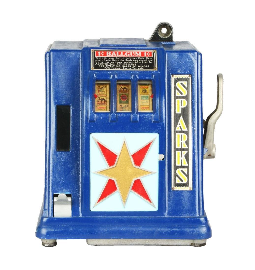 1¢ Groetchen Tool Sparks Trade Stimulator.