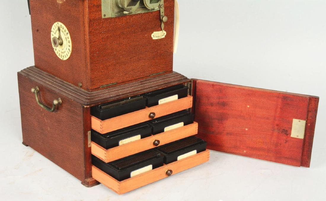 Le Taxiphote Glass Viewer Stereoscope. - 7