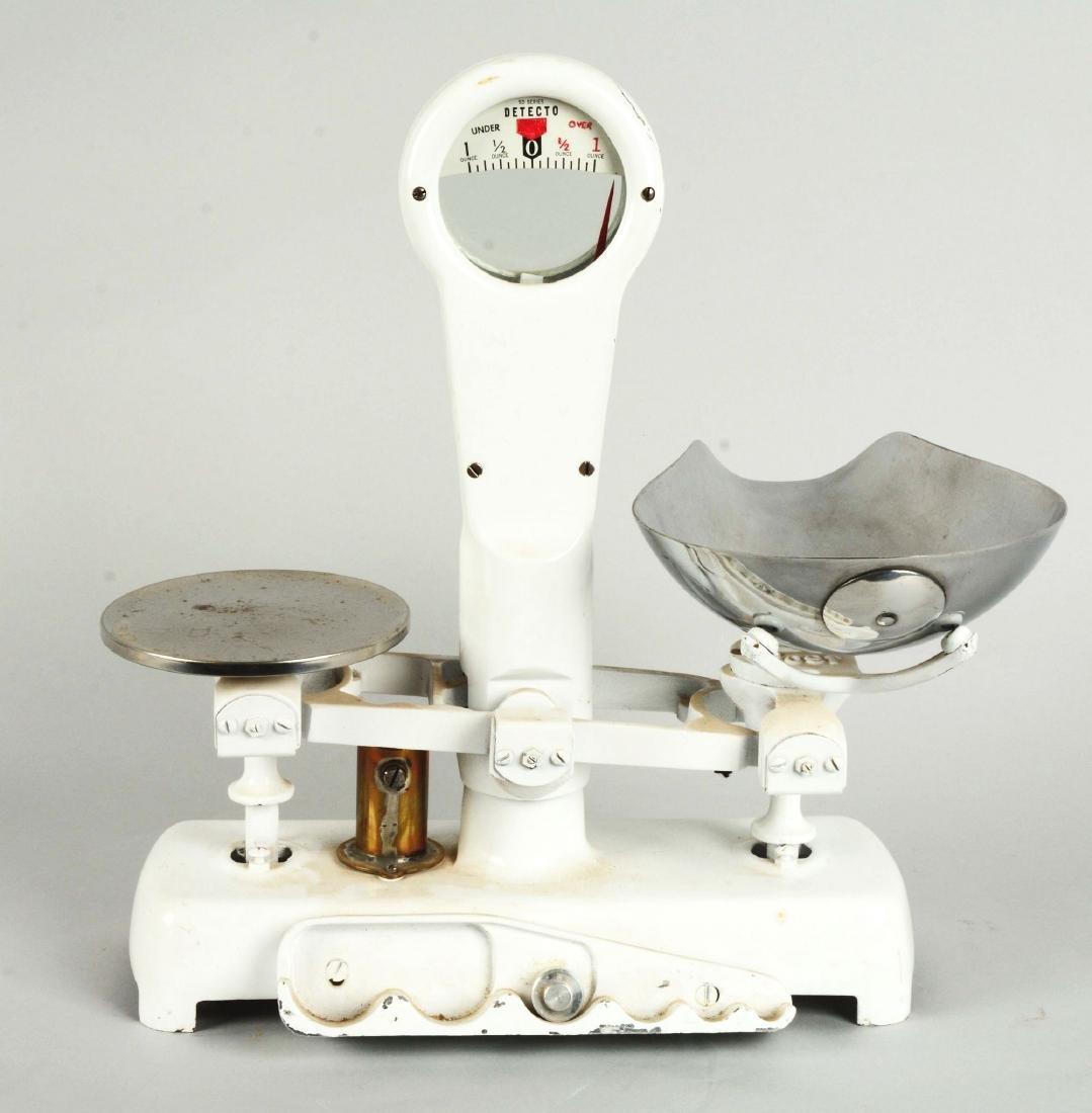 Detecto Gram 50 Series Balancing Scale. - 2
