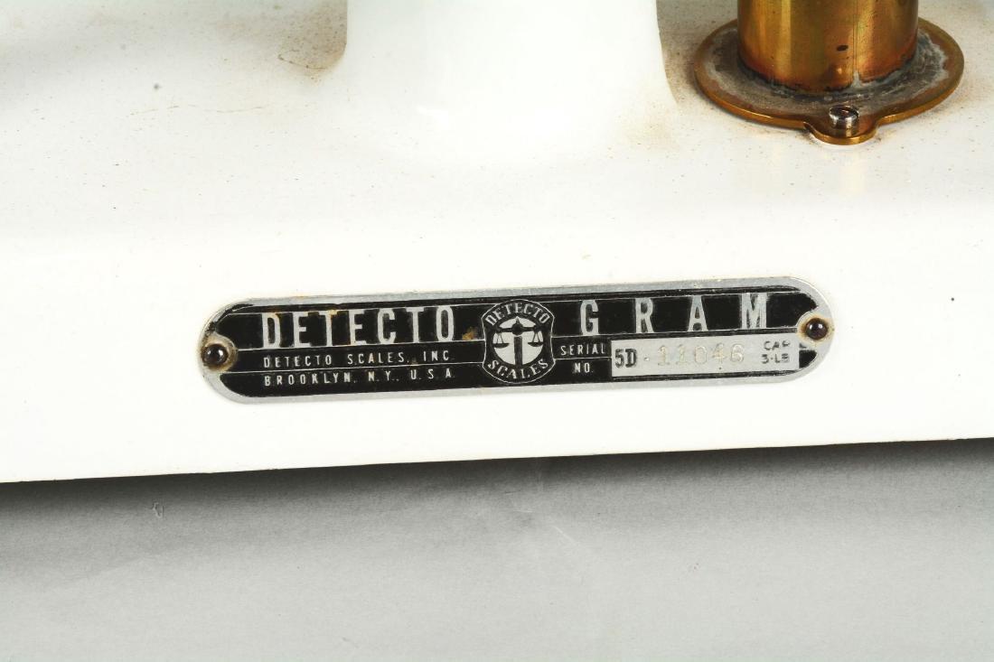 Detecto Gram 50 Series Balancing Scale. - 4