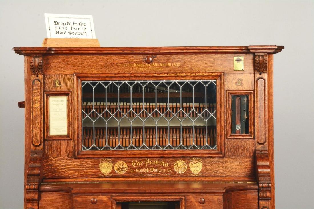 5¢ Wurlizter Pianino. - 4