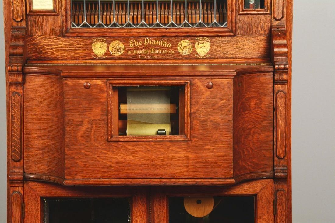 5¢ Wurlizter Pianino. - 5