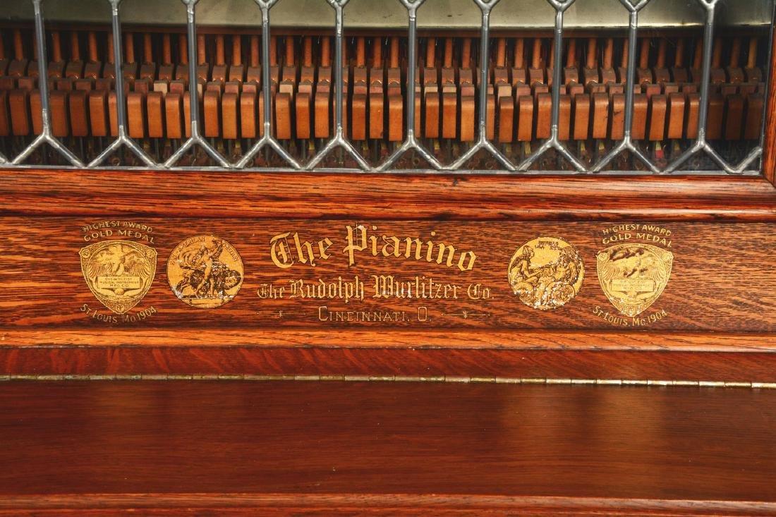 5¢ Wurlizter Pianino. - 8