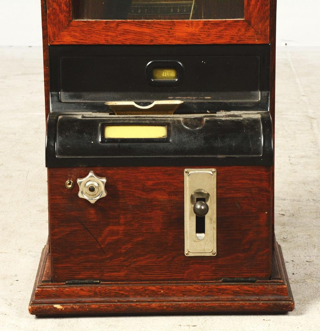 International Time Recording Co. Company Clock. - 5