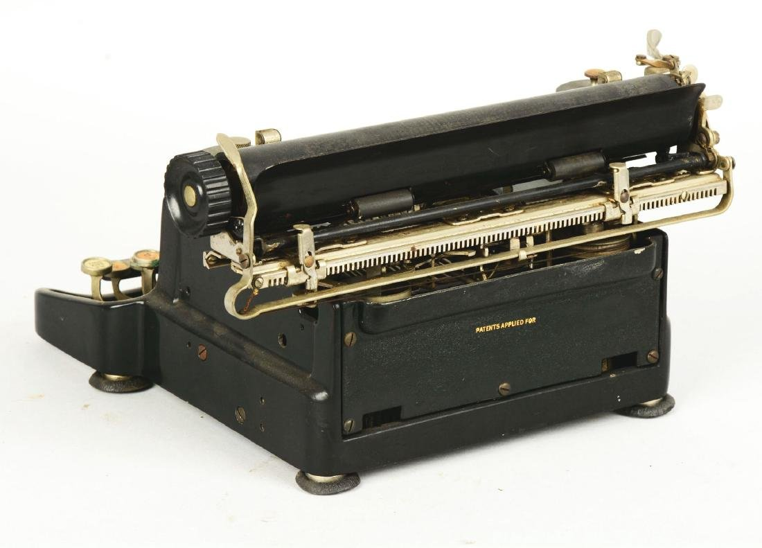Fox Sterling No. 3 Typewriter. - 2