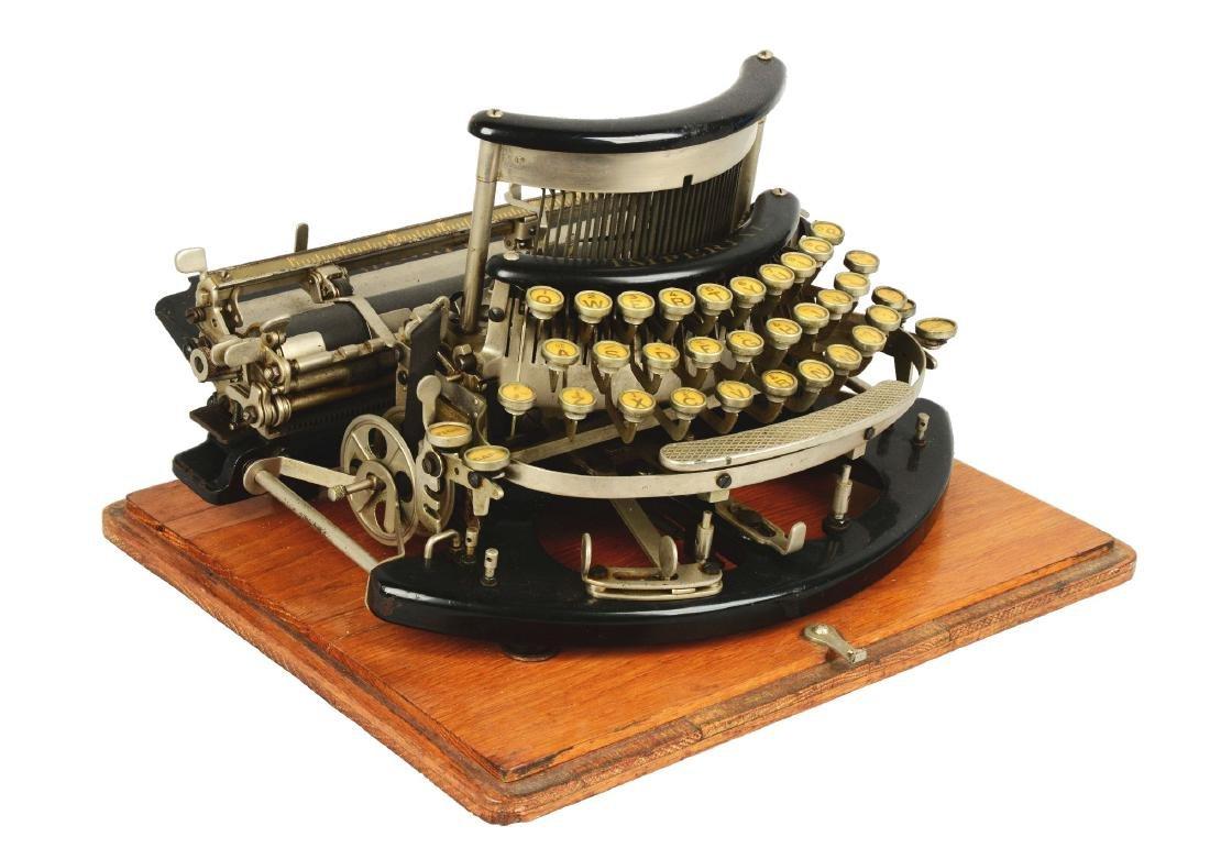 Imperial B Typewriter.