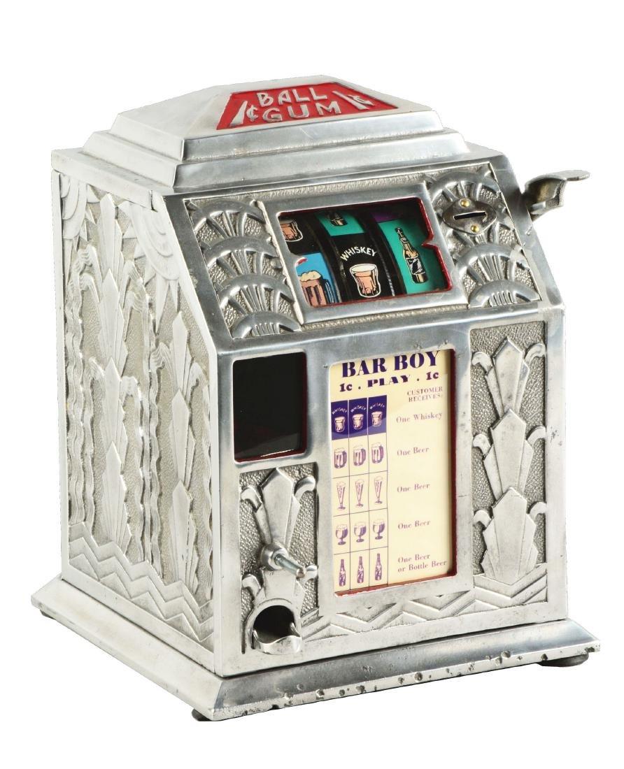 **1¢ Buckley Bar Boy Trade Stimulator.