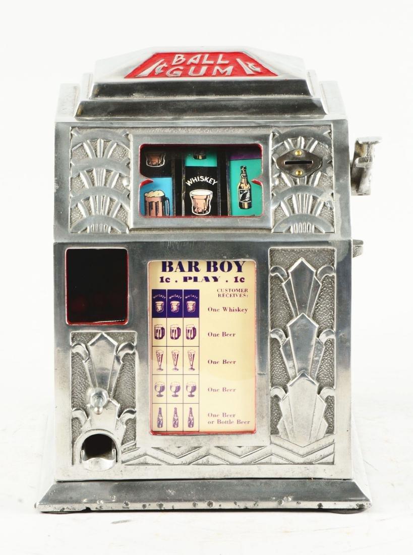 **1¢ Buckley Bar Boy Trade Stimulator. - 2