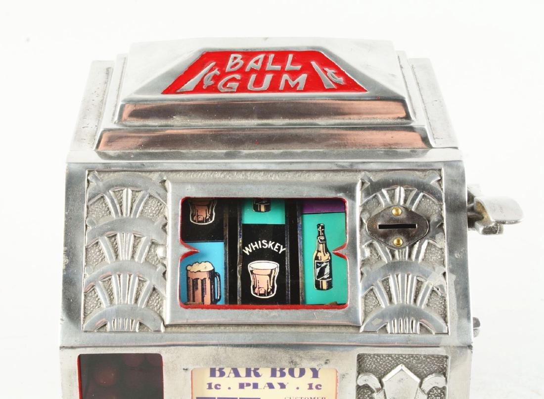 **1¢ Buckley Bar Boy Trade Stimulator. - 5