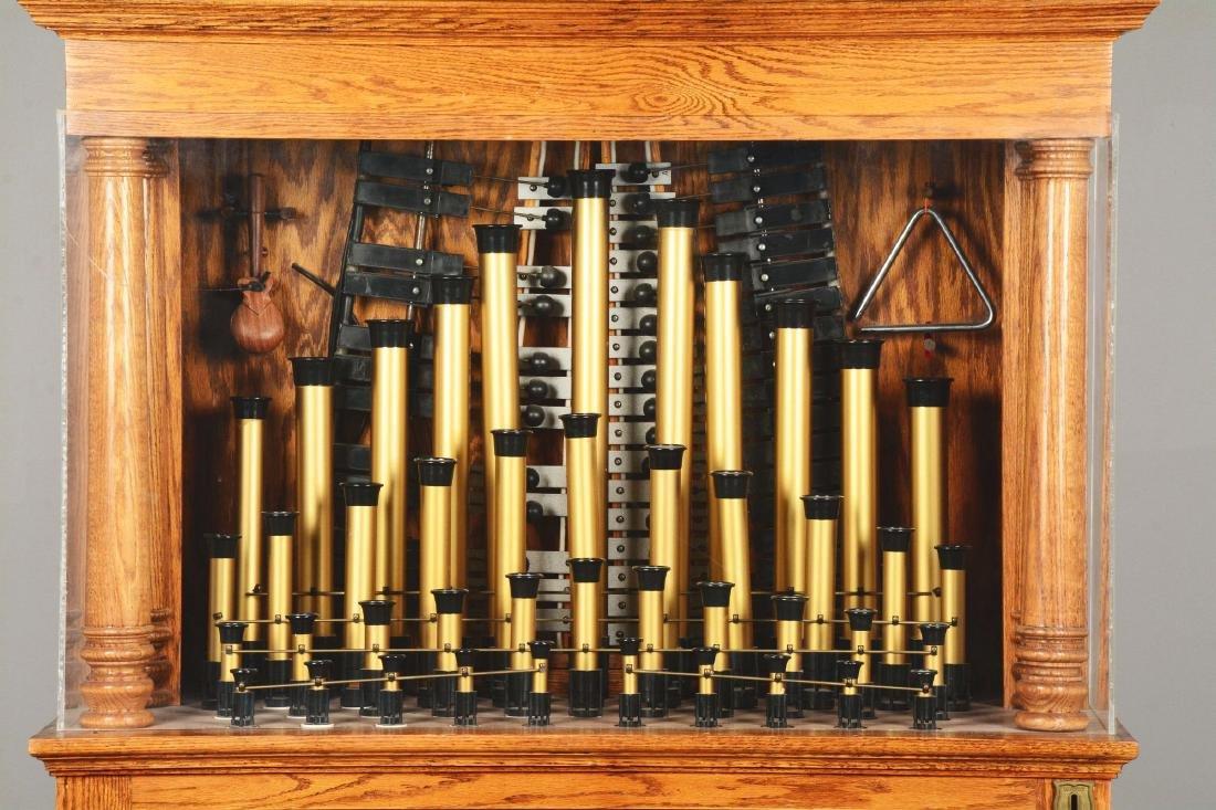 25¢ Model 143DG Carousel Organ. - 4