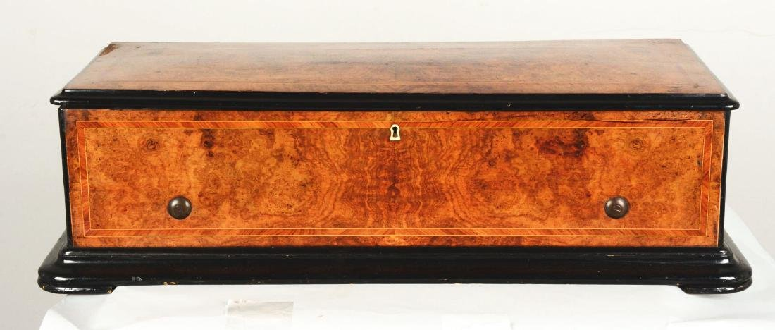 Berger & Fils Swiss Mandoline Music Box. - 4