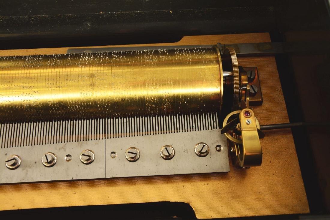 Berger & Fils Swiss Mandoline Music Box. - 7