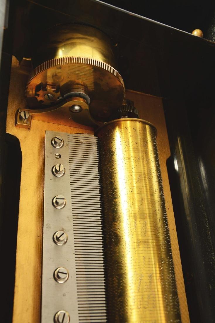 Berger & Fils Swiss Mandoline Music Box. - 8