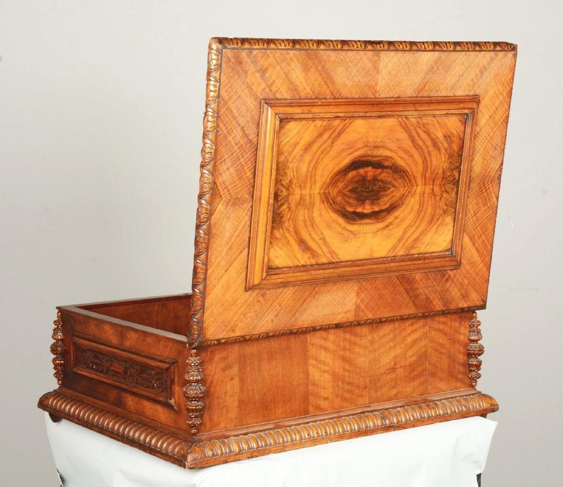 Kalliope Model 107 Music Box. - 3