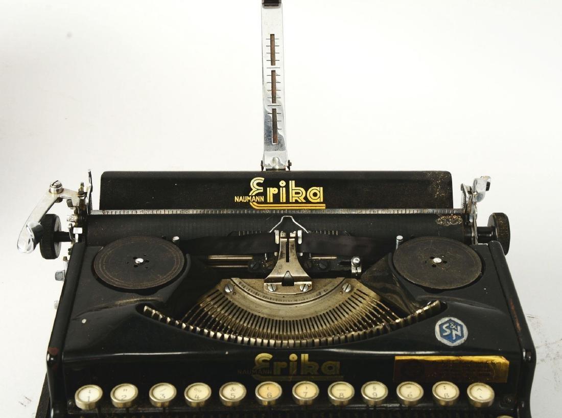 Seidal & Nauman Erika No. 5 Typewriter. - 5