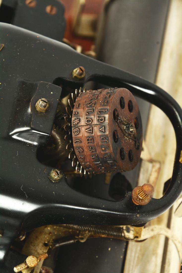 Blickensderfer Model 7 Typewriter. - 5