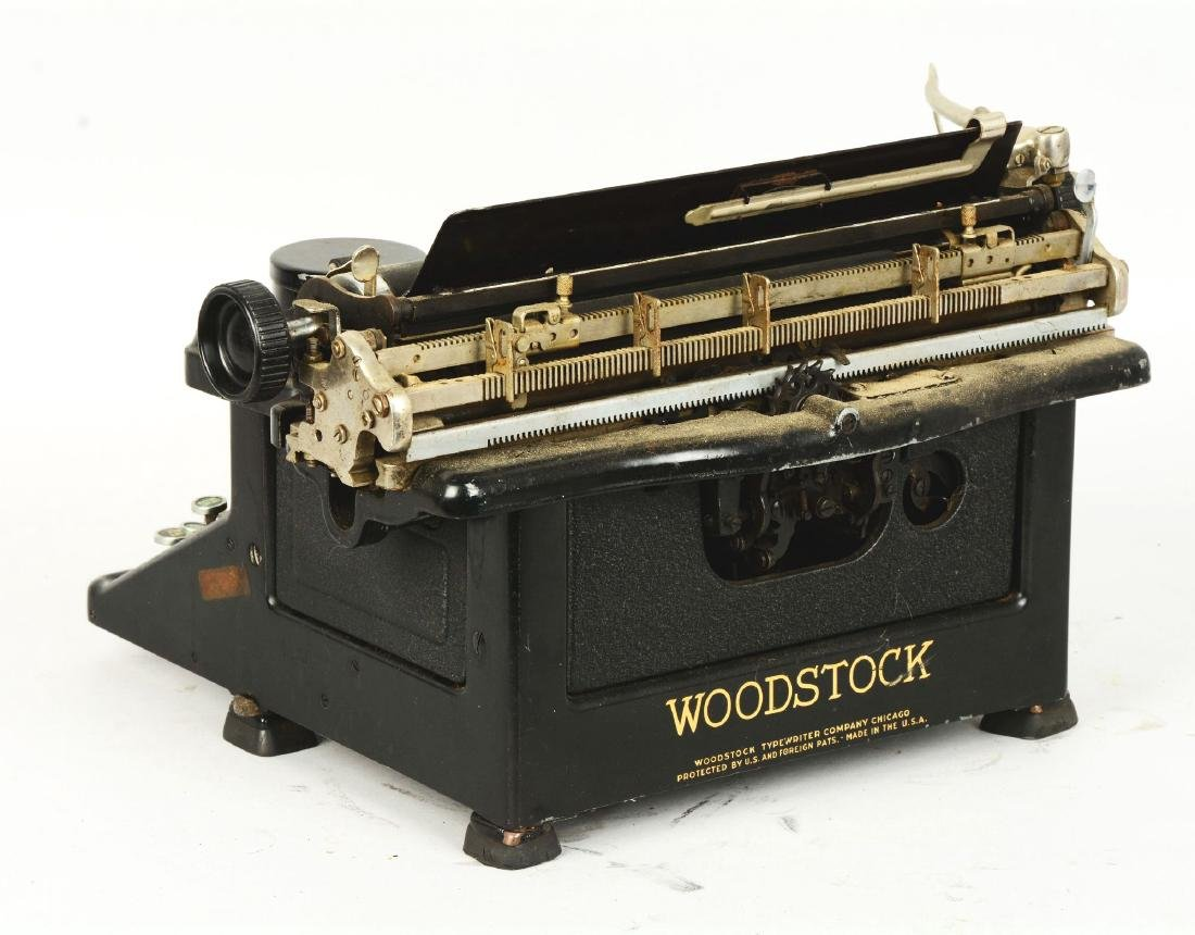 Woodstock No.5 Typewriter. - 2