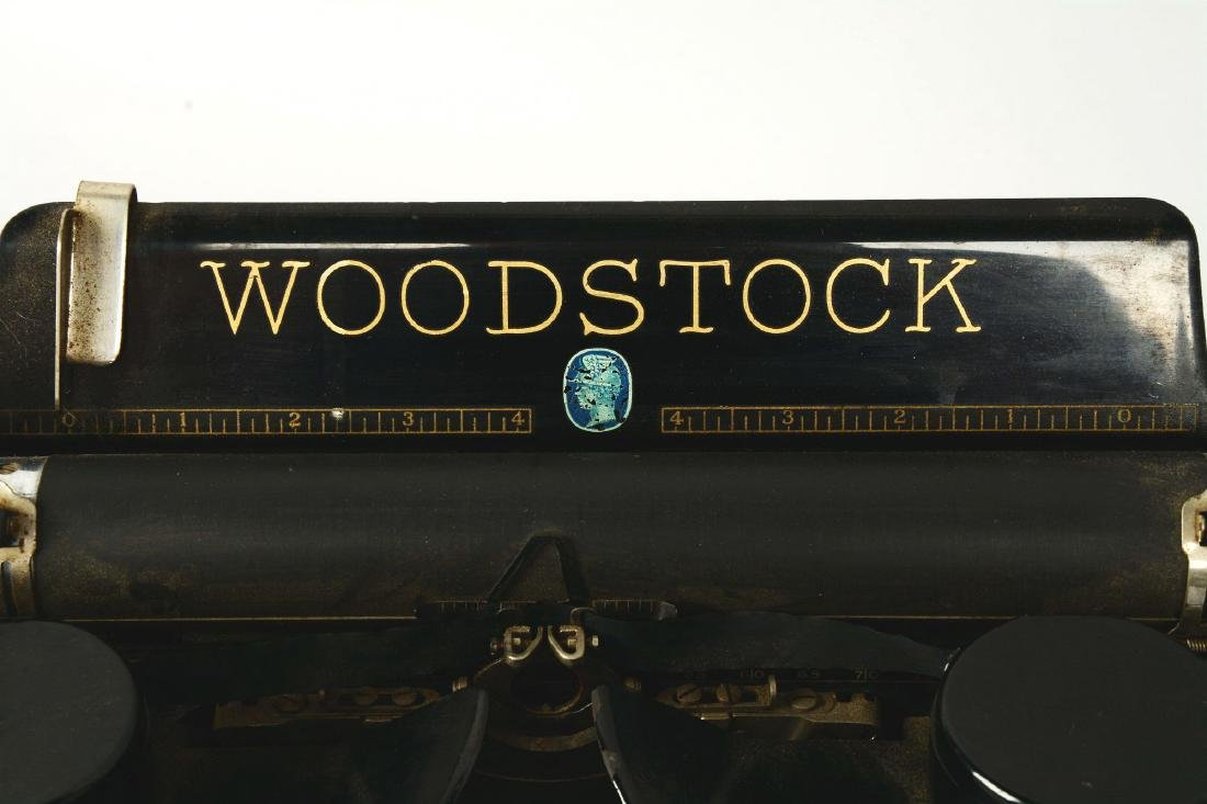 Woodstock No.5 Typewriter. - 4