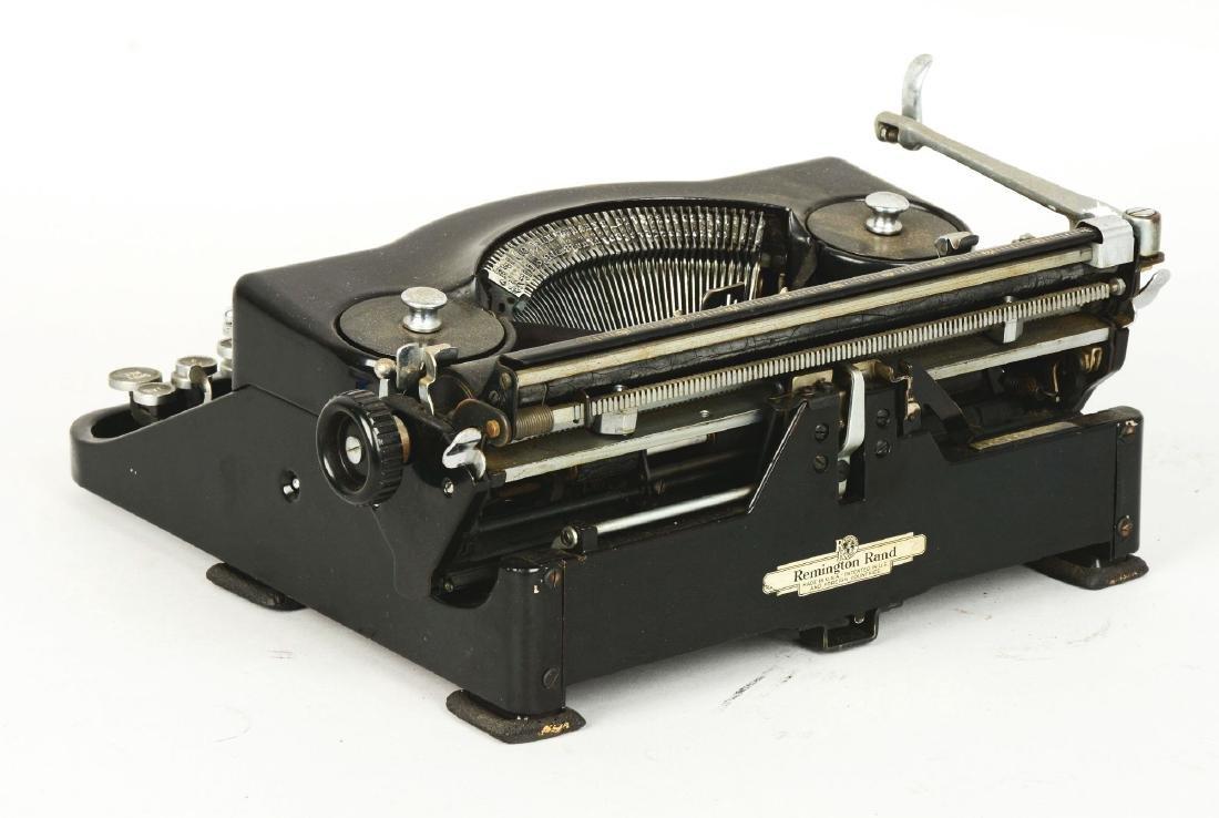 Remington Model 1 Portable Typewriter. - 2