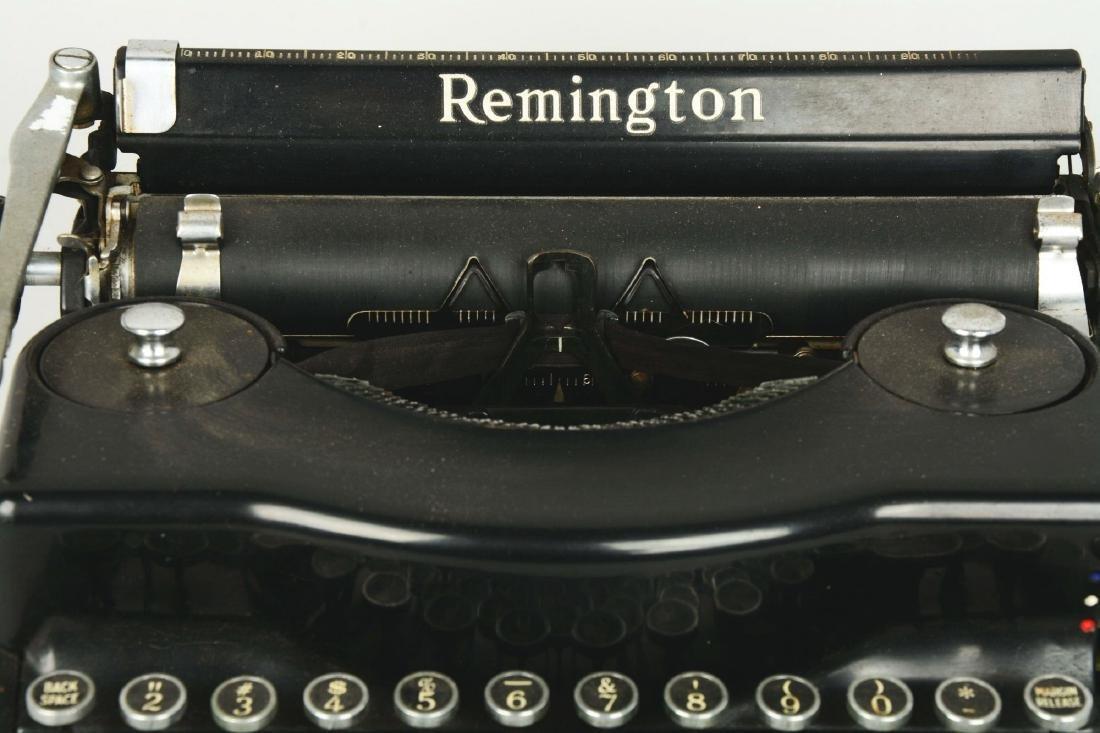Remington Model 1 Portable Typewriter. - 3