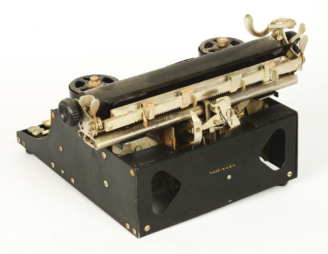 National Combination No. 5 Portable Typewriter. - 2