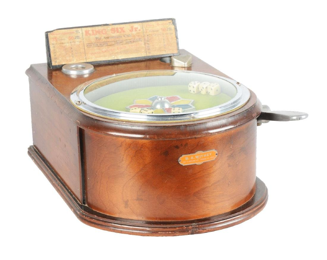 Multi-Coin King Six Jr. Trade Stimulator.