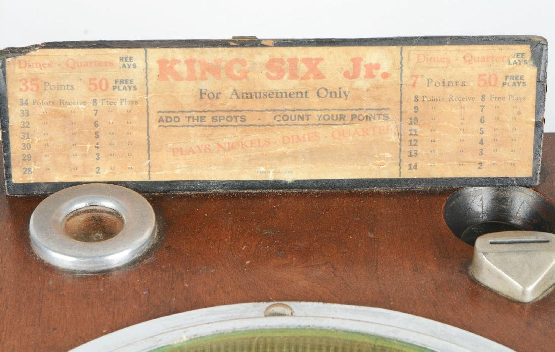Multi-Coin King Six Jr. Trade Stimulator. - 3