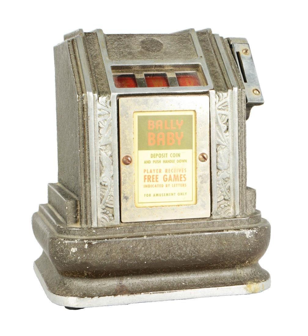 1¢ Bally Mfg. Bally Baby Trade Stimulator.