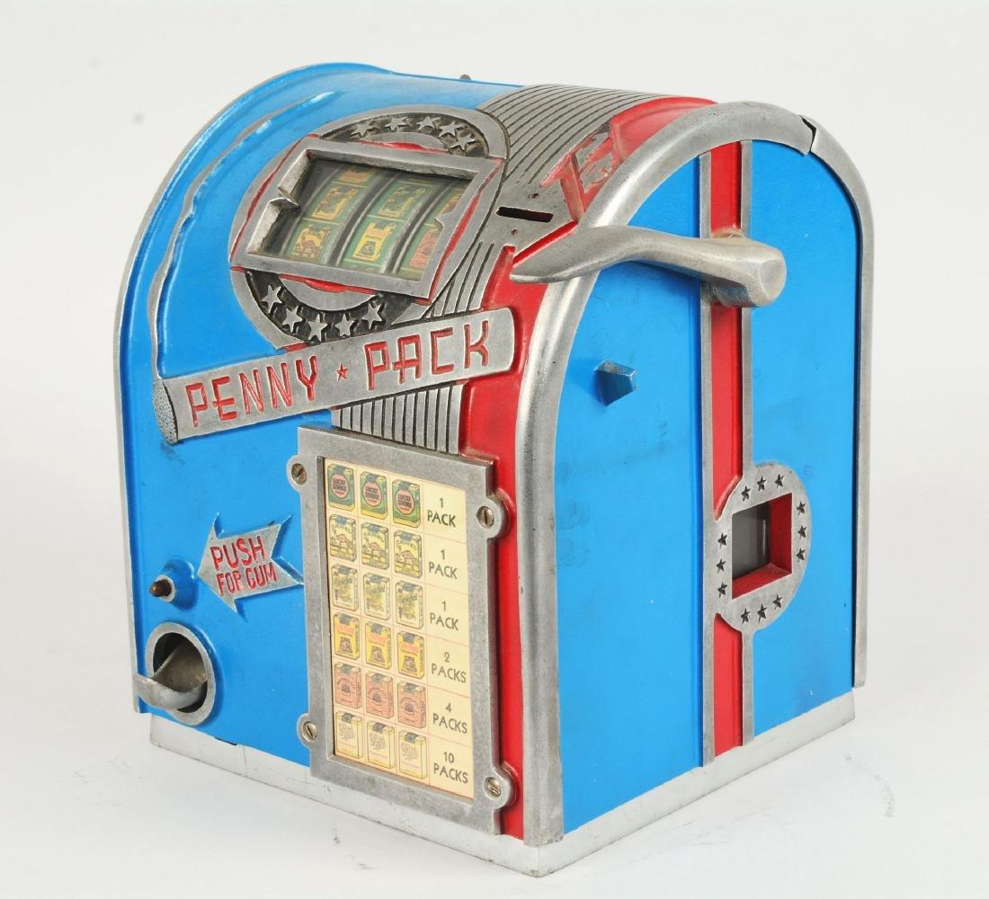 **1¢ Daval Penny Pack Cigarette Trade Stimulator. - 11