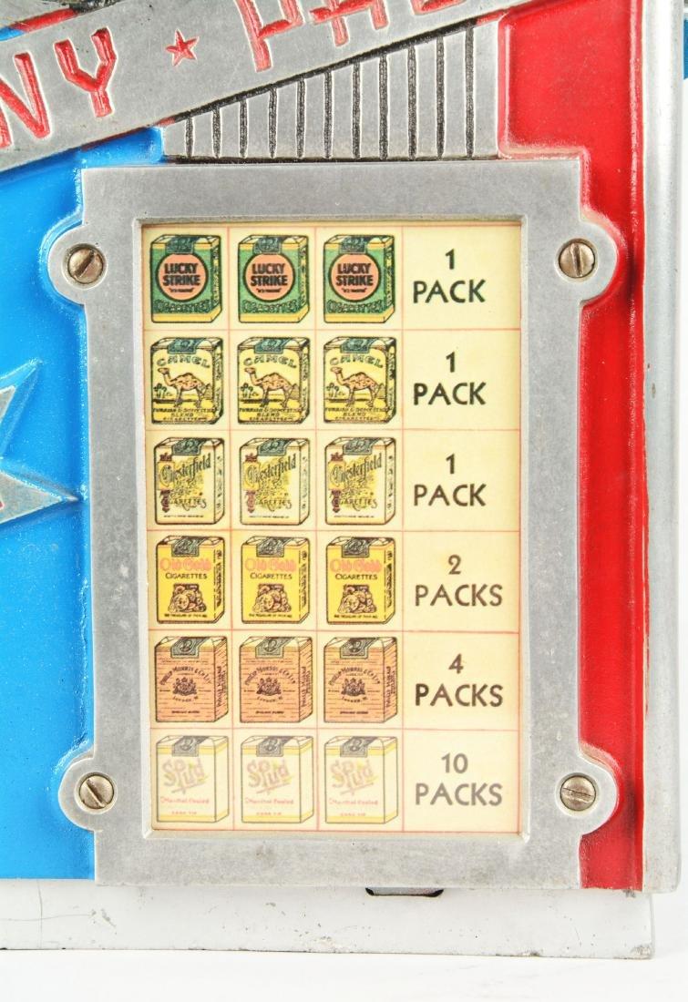 **1¢ Daval Penny Pack Cigarette Trade Stimulator. - 8