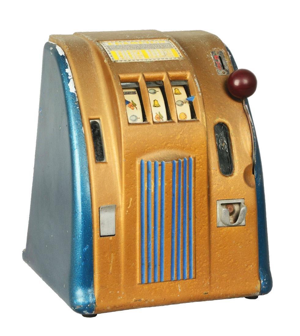**5¢ Groetchen Tool Champion Trade Stimulator.