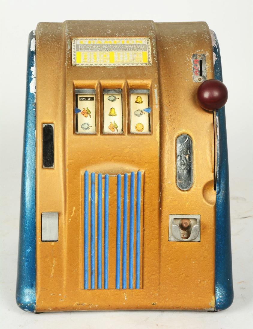 **5¢ Groetchen Tool Champion Trade Stimulator. - 2